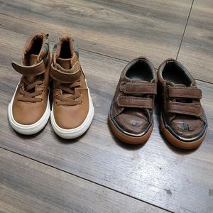 Size 6 baby/toddler shoes - George brand